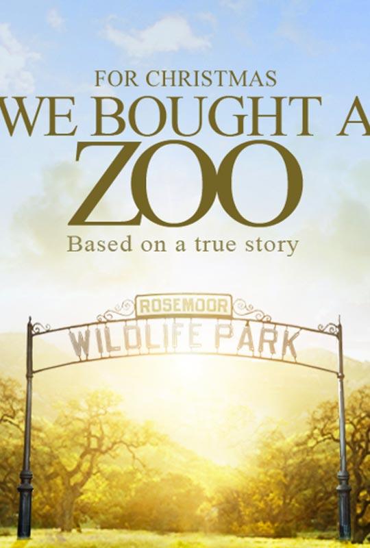 Смотреть мы купили зоопарк we bought a zoo